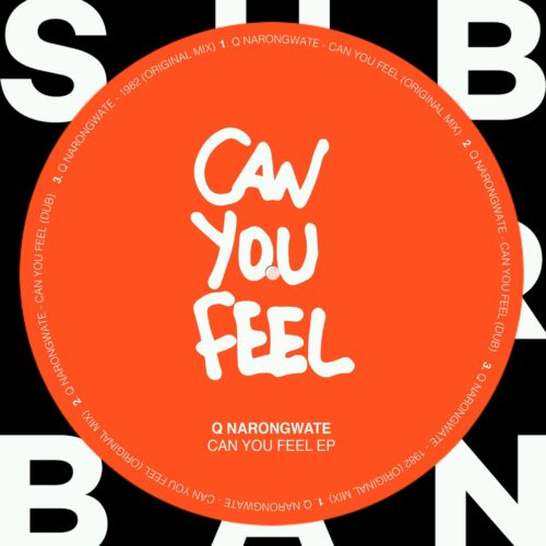 Can You Feel EP Sub_Urban